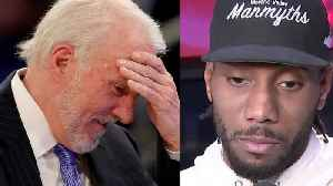 Kawhi Leonard Claps Back at Gregg Popovich Claiming He