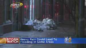 New Jersey Areas Prepare For Possible Flooding [Video]