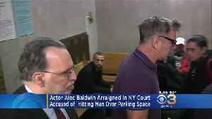 Actor Alec Baldwin Arraigned In New York Court [Video]