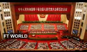 China's Li signals tough times for economy | FT World [Video]