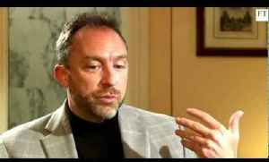 Wikipedia founder: how Africa will transform web [Video]