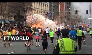 Chaos following Boston Marathon explosions [Video]