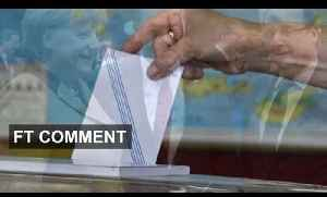 Euro elections challenge for centre [Video]