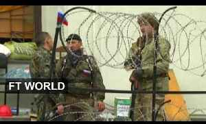 Who are the pro-Russia groups in Ukraine? [Video]