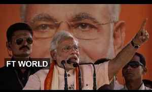 Modi poised for victory [Video]