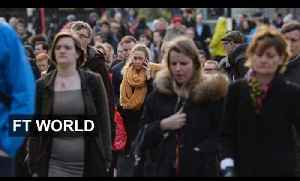 Why have UK wages dropped? | FT World [Video]