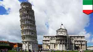 The Leaning Tower of Pisa is straightening itself out [Video]