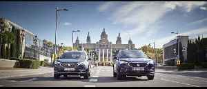 The New Seat Tarraco the right SUV to complete SEATs biggest product offensive Trailer [Video]