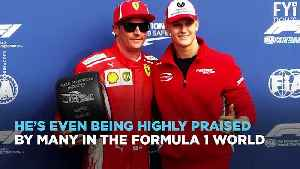 Formula 1 May Soon Have Another Schumacher [Video]