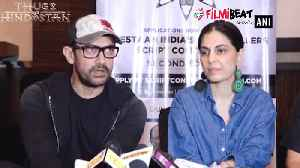 Aamir Khan Apologises For Thugs Of Hindostan Failure | Filmibeat Telugu [Video]