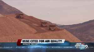 County: Mining company broke law with blowing dust [Video]