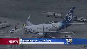 Medical Emergency Forces Alaska Air Flight To Be Diverted To SFO [Video]