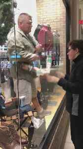 Video Of Father Entertaining Special Needs At Mall Son Warming Hearts Across South Jersey [Video]