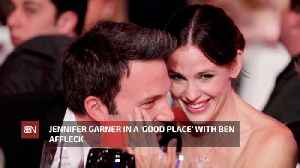 Jennifer Garner And Ben Affleck Are Cooperating Nicely [Video]