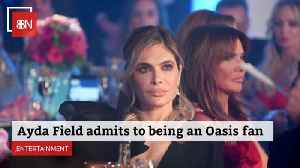 Ayda Field Is A Huge Oasis Fan [Video]