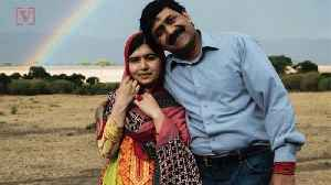 Malala is Proud of Dad's New Book on Being a Feminist Father in Pakistan [Video]