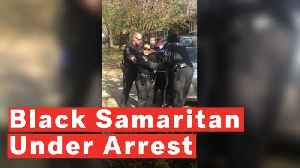 Black Good Samaritan Arrested After Helping Drunk Neighbor Into His House [Video]