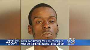 HAPPENING TODAY: Preliminary Hearing Scheduled Today For Jerome Hill Accused Of Shooting Philadelphia Police Officer [Video]