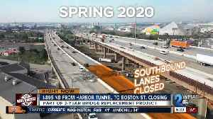 Three year construction project to begin for I-895 [Video]