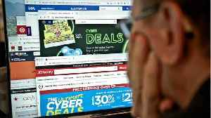 Cyber Monday Brings In $7.9 billion In Sales [Video]