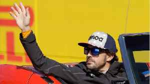 Fernando Alonso Not Moving To Nascar [Video]