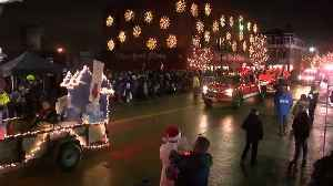 ICYMI: Watch the Lancaster Christmasville Firetruck Parade! [Video]