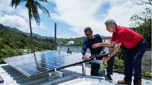 Puerto Rico Plots Out Total Switch to Green Energy By 2050 [Video]