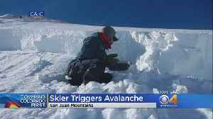 Windy Conditions Lead To Avalanche Danger [Video]