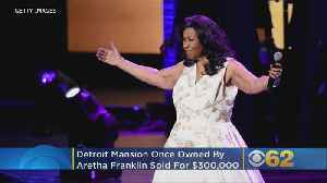 Queen Of Souls Mansion Sells For 300K [Video]