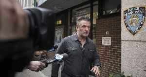 Alec Baldwin Arraigned Following Arrest for Allegedly Punching Man Over Parking Space [Video]