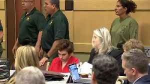 Parkland school shooting suspect appears in court [Video]