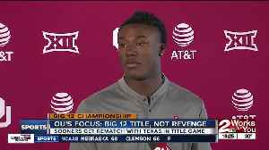 Red River Revenge: Sooners can get payback and win fourth straight conference title as they face Texas in the Big 12 Championshi [Video]
