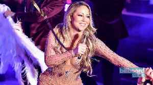 Mariah Carey's 'All I Want For Christmas Is You' Makes Yearly Dash Back to Hot 100 | Billboard News [Video]
