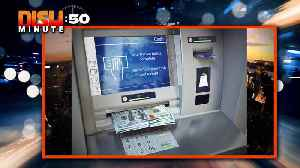 Cleveland Minute: Christmas Comes Early As A Bank Of America ATM Gives Out $100 Bills [Video]