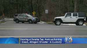 One Person Is Dead After Shooting In The Poconos [Video]