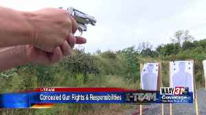 Concealed Gun Rights & Responsibilities [Video]