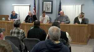 West Terre Haute Officer voted out, alleges racism from board member [Video]