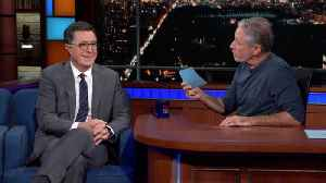 More Of Jon Stewart's Interview With Stephen Colbert [Video]