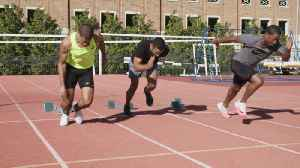 Why It's Almost Impossible to Run 100 Meters In 9 Seconds [Video]