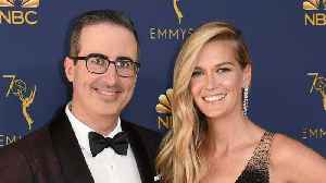 John Oliver Opens Up About Birth Of Second Child [Video]