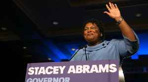 Abrams-Backed Group Files Suit Challenging Georgia Election System [Video]