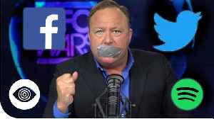 Is The Media Silencing Alex Jones? [Video]