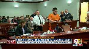Prosecutor: 2 children injured by gunshots fired into Hamilton home [Video]