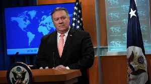 Pompeo Says US Is 'On The Cusp' Of Helping Set Up Cease-fire In Yemen [Video]