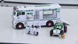 Famous Hess Truck Toys Become STEM Teaching Tools [Video]