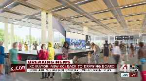 Mayor, city plan second look at new KCI scope [Video]