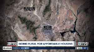 First-time home buyers in Las Vegas are forced to move farther [Video]