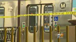 Stabbing On Metro Gold Line Train Leaves 1 Dead; Suspect Detained [Video]