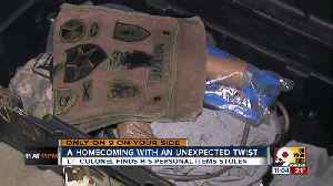 Soldier's keepsakes stolen from mother's home [Video]