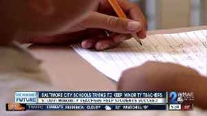 Recruiting and retaining quality teachers of color in Baltimore City [Video]